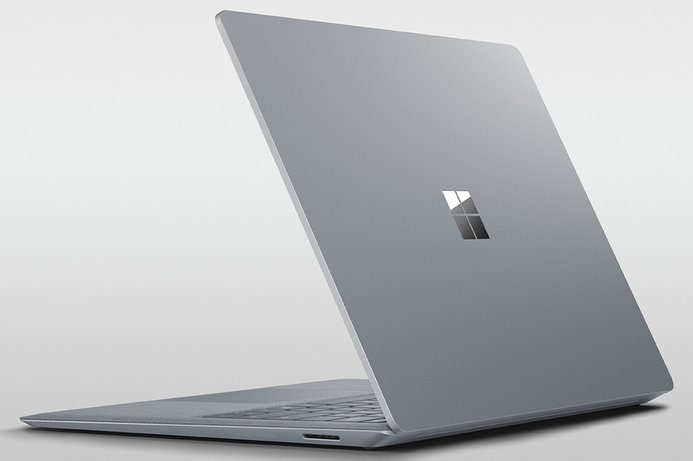 Microsoft launches Surface laptop in UAE
