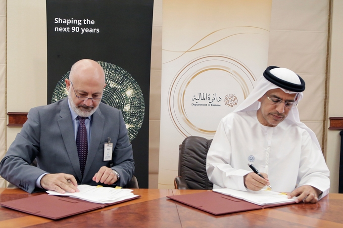 Dubai DoF signs agreement with Deloitte for IPSAS