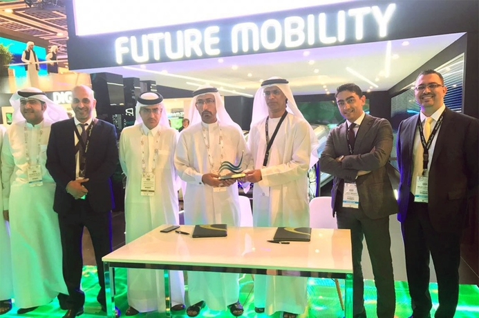 Etisalat Digital's M2M solutions to connect FEWA smart meters
