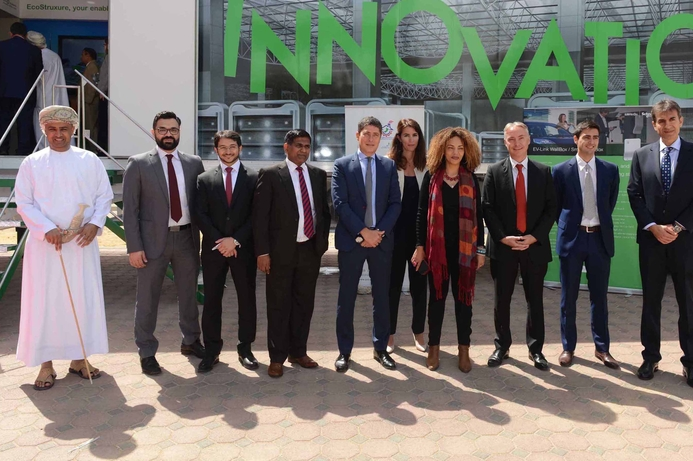 Schneider Electric, Knowledge Oasis Muscat promote smart city innovations