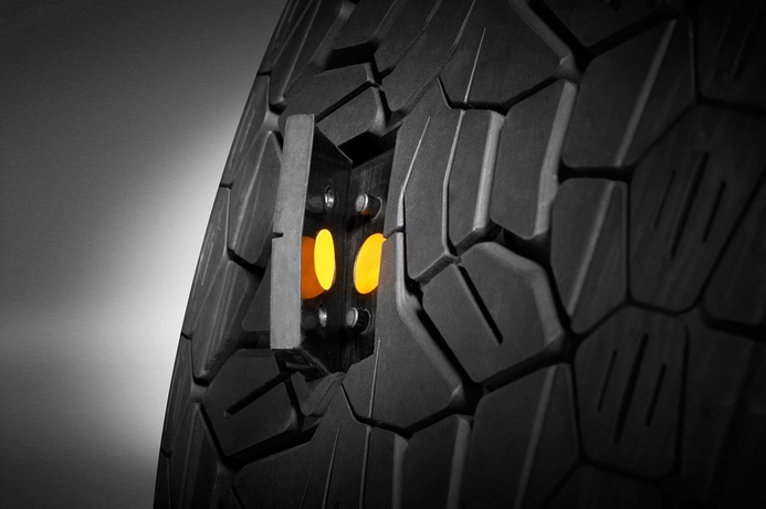 Smart tyres can detect wear and tear, adapt to road conditions