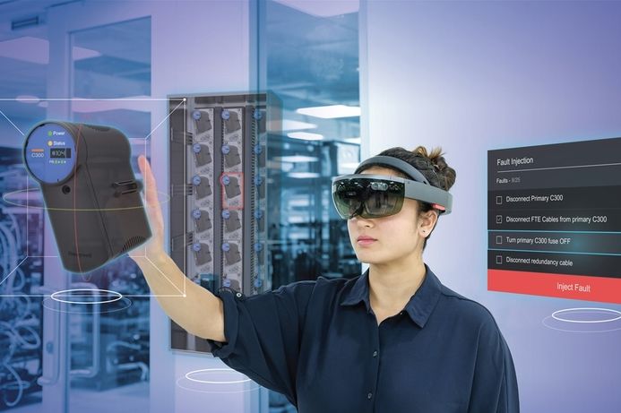 Honeywell new solution uses VR/AR to train industrial workers