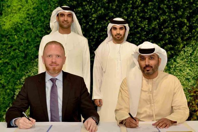 du inks deal for smart project in Ajman