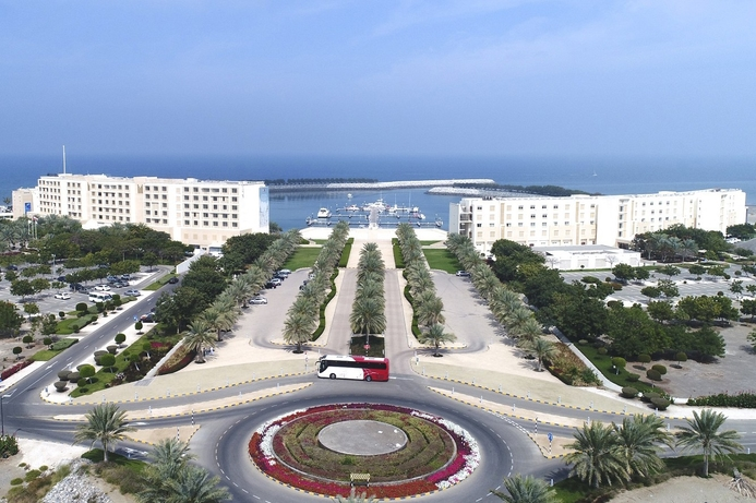 Millennium Resort Mussanah deploys Aruba Wi-Fi