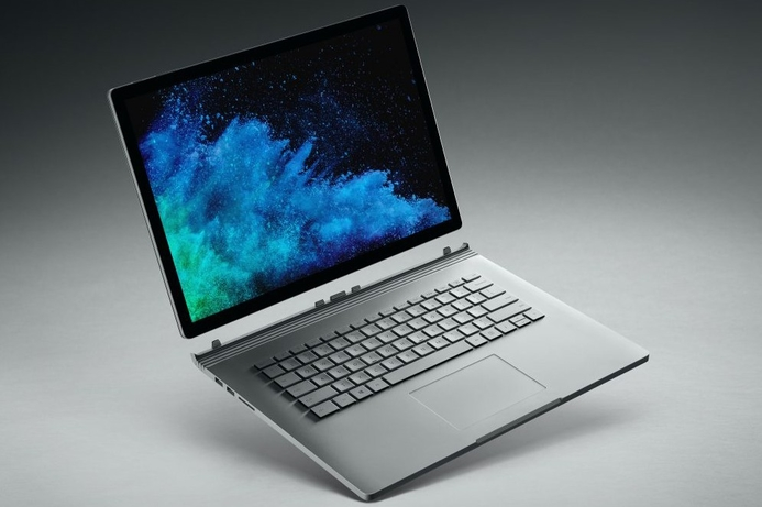 Microsoft launches Surface Book 2 in the UAE