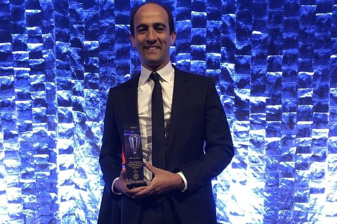 Avaya Happiness Index on Blockchain wins Edison Award