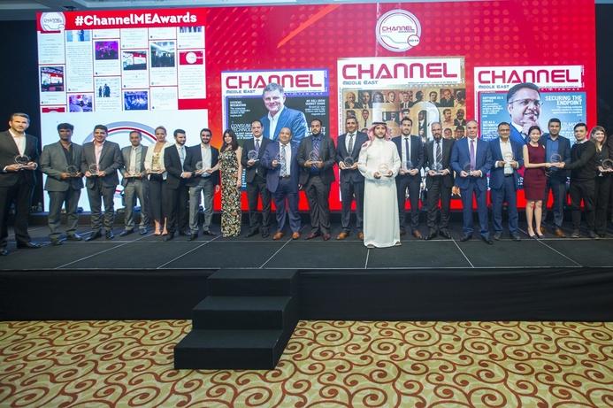 Channel ME Awards 2018 honours partner innovation