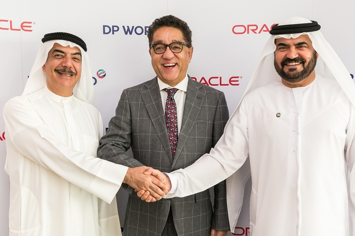 DP World selects Oracle Consulting for cloud project