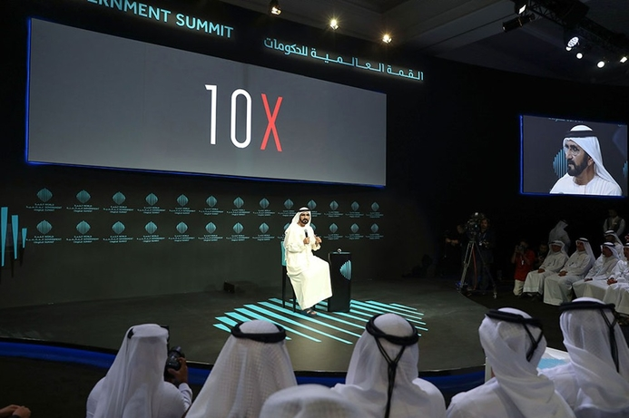 Islamic Affairs & Charitable Activities Dept launch 10X projects