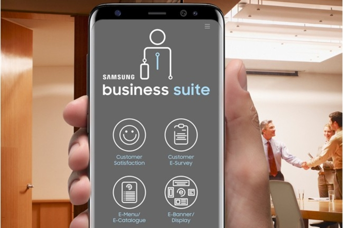 Samsung launches B2B services for SMBs