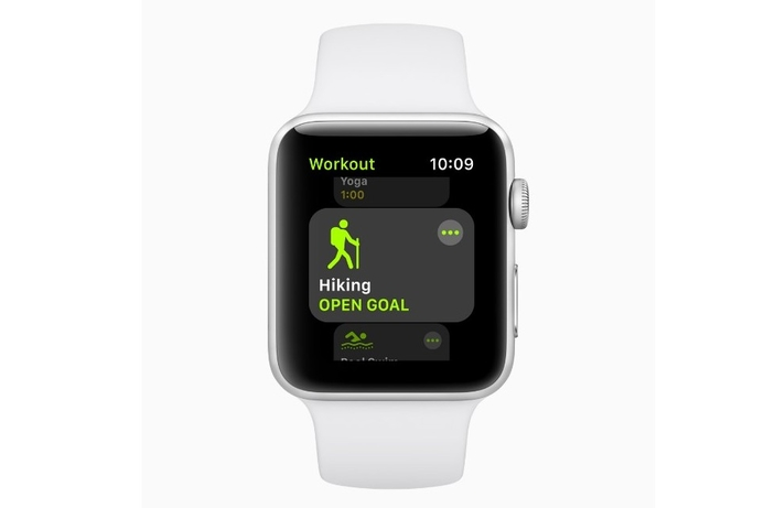 Apple watchOS 5 puts focus on fitness