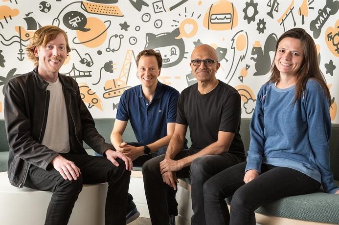 Microsoft buys code repository Github for $7.5bn