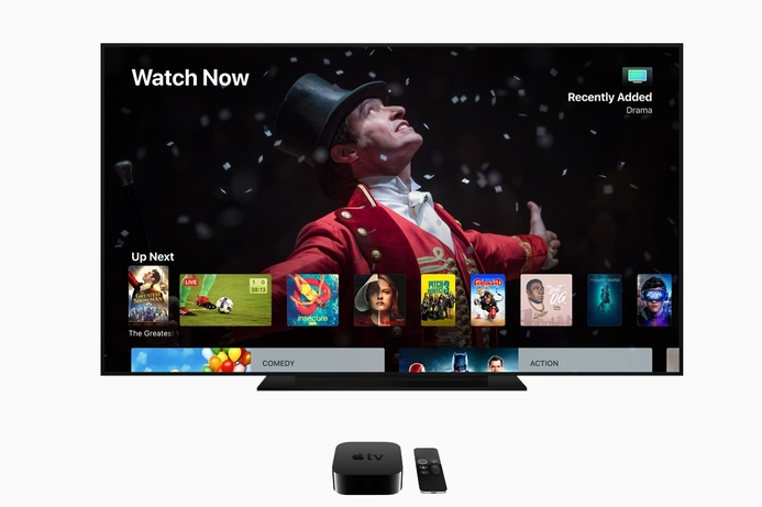Apple tvOS 12 brings more content and controls
