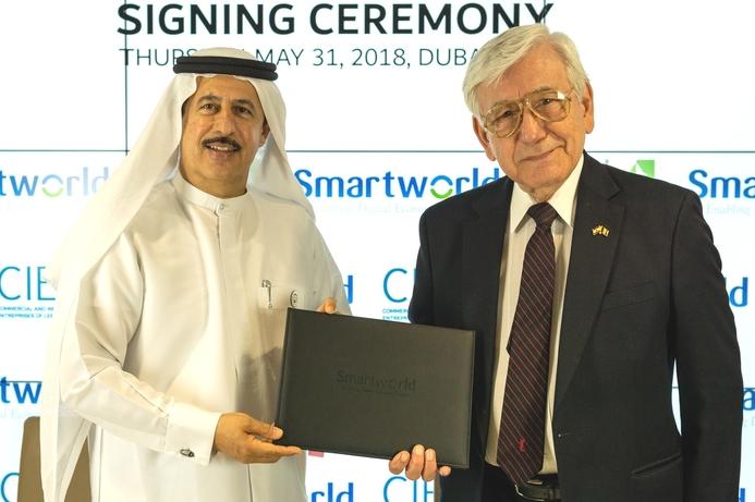 Smartworld partners with CIEL/GlobalSign