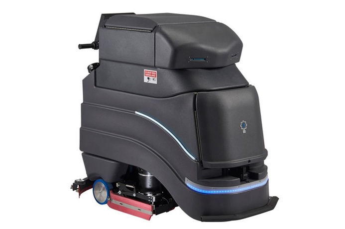 Robot cleaners tested in Dubai's Motor City