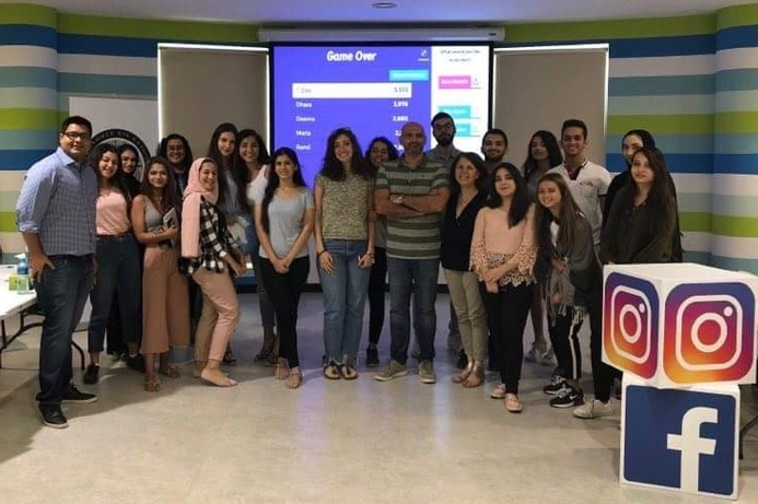 AUD to offer Facebook marketing courses