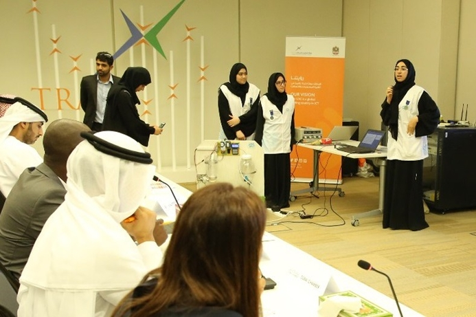 UAE TRA and Huawei host Seeds for the Future presentations