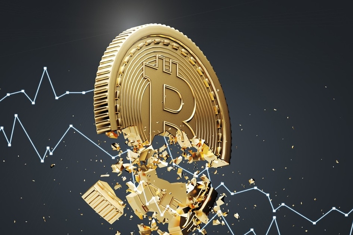 Cryptocurrency collapse continues