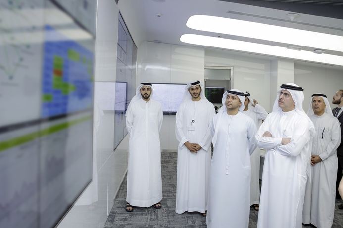 DEWA launches new AI-monitored Digital Command Centre