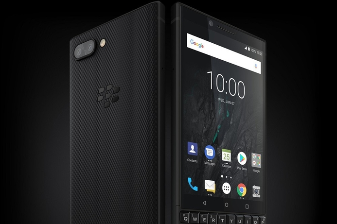 BlackBerry KEY2 now available in retail stores