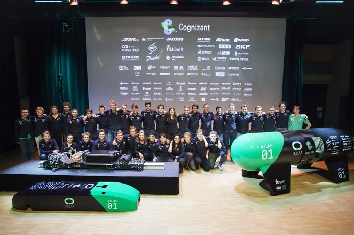 Delft University aims to set hyperloop speed record