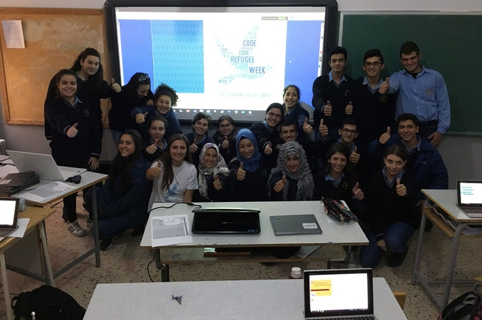 SAP-backed initiative trains 16,000 EMEA youth to code
