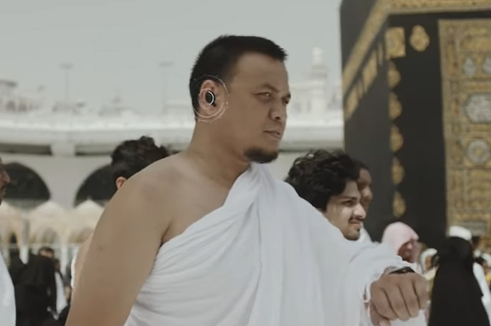 Saudi Arabia shows vision for Hajj technology