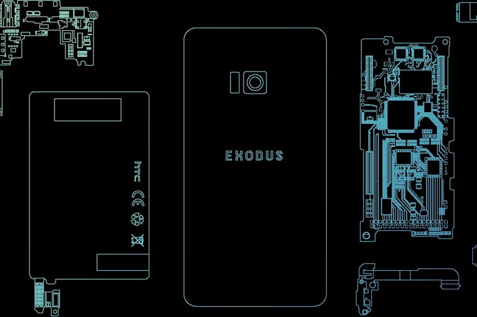 HTC's blockchain phone available for pre-order now