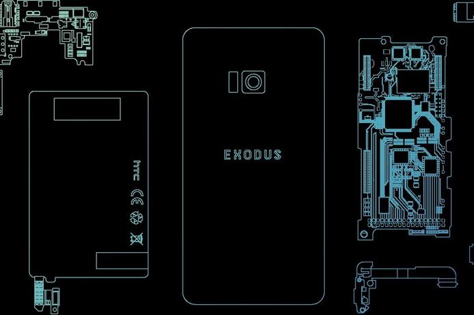 HTC plans first 'blockchain' phone