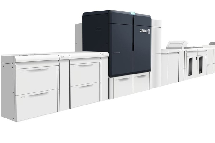 Xerox avails the Iridesse Production Press to the Middle East