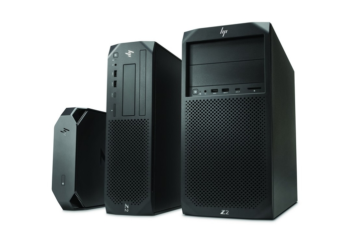 HP Inc releases new workstation line-up