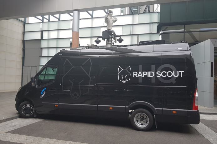 War on drones goes mobile with Rapid Scout