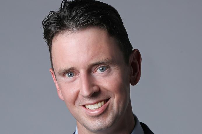 Dell EMC names Murray Irvine as senior director