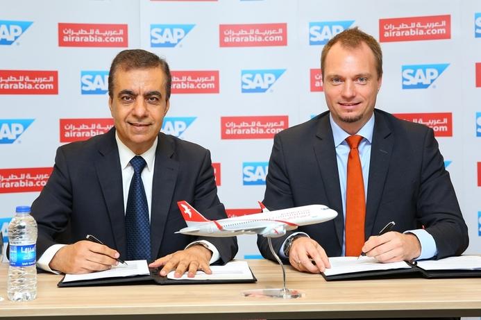 Air Arabia selects SAP's SuccessFactors