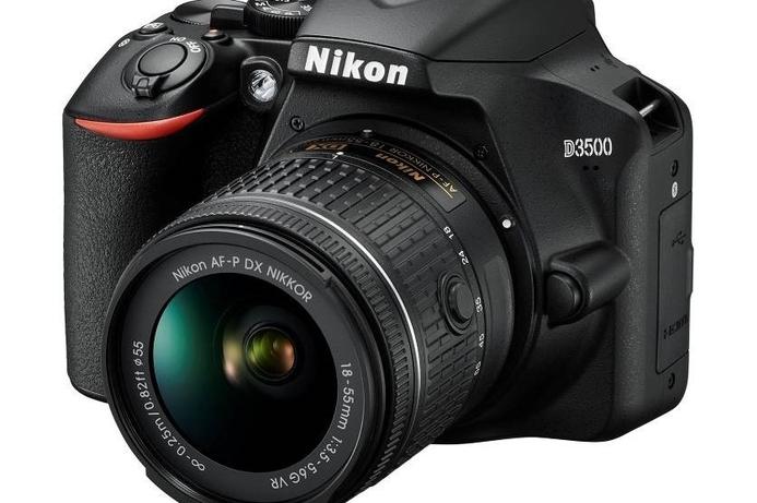 Nikon touts new D3500 entry level DSLR camera