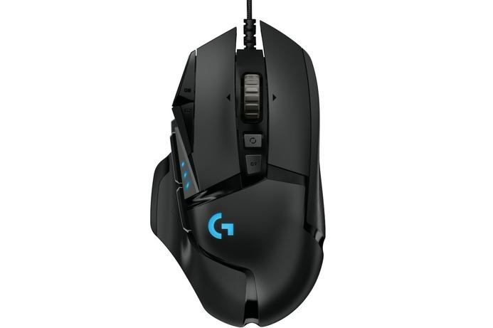 Logitech G upgrades gaming mouse range
