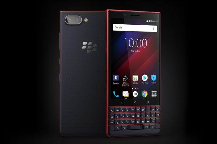 New BlackBerry KEY2 LE launched