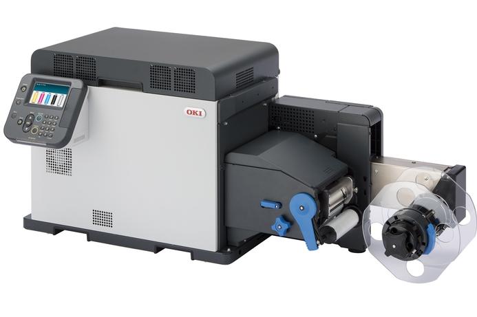 OKI Europe enters colour label printer market