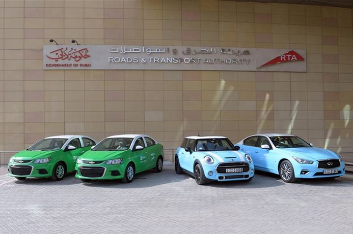 RTA doubles its smart car rental fleet