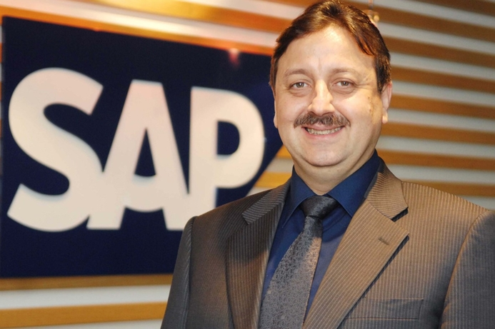New channel chief for SAP MENA