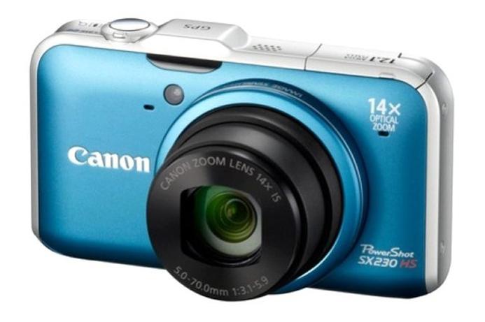 Canon reveals new PowerShot camera