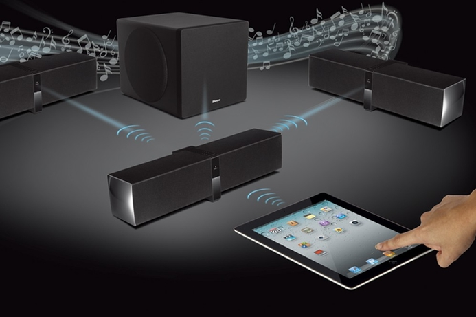 Creative launches new wireless products