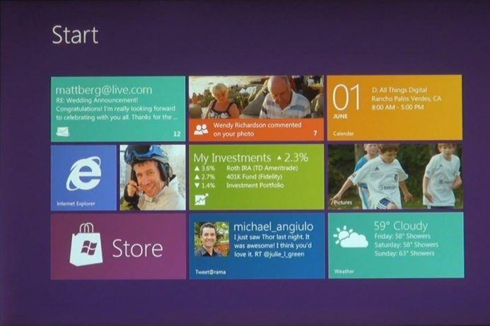 Trend offers Windows 8 apps