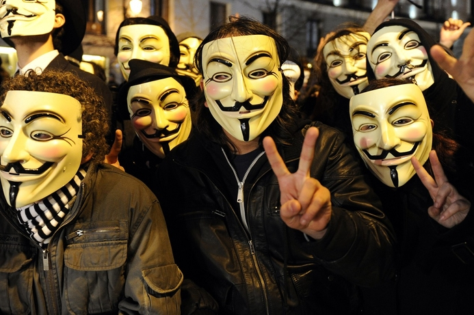 Anonymous boosts Time Warner profits