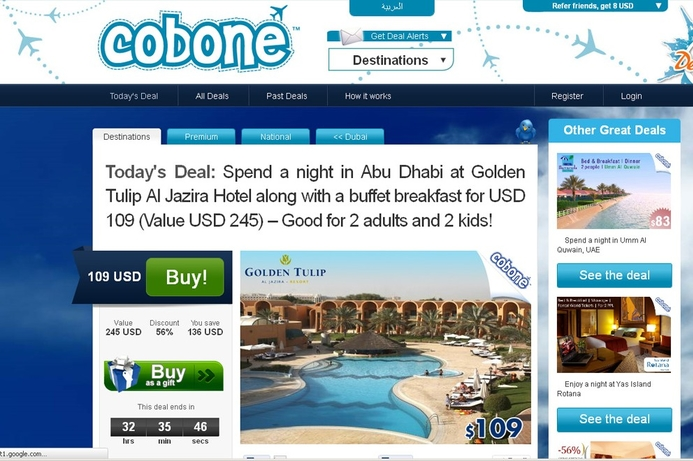 Cobone celebrates 12 months in business