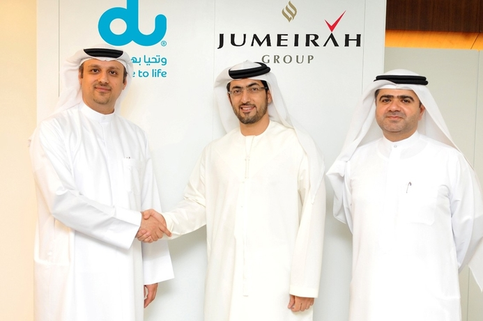 Du to provide telepresence for Jumeirah hotels