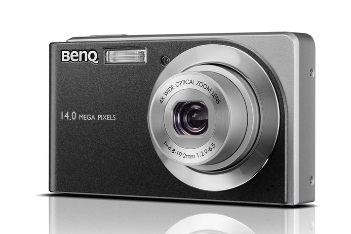 BenQ launches new digital camera