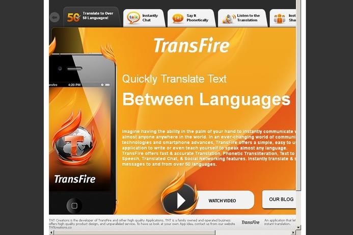 New app translates IM into 52 languages
