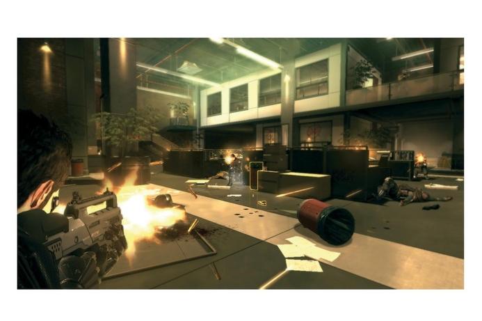 Deus Ex: Human Revolution available now