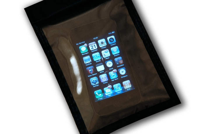 Faraday bags help secure seized mobile devices